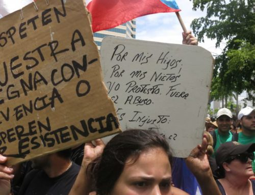 Puerto Rico: Imperialism is the Root Problem
