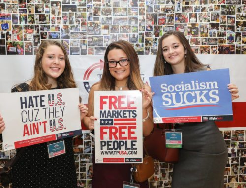 Turning Point USA – Fascism on Campus